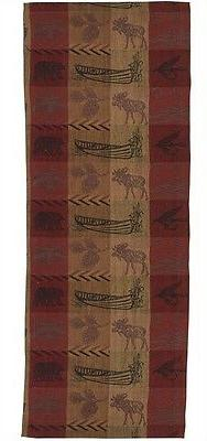 table runner 36 l high country by