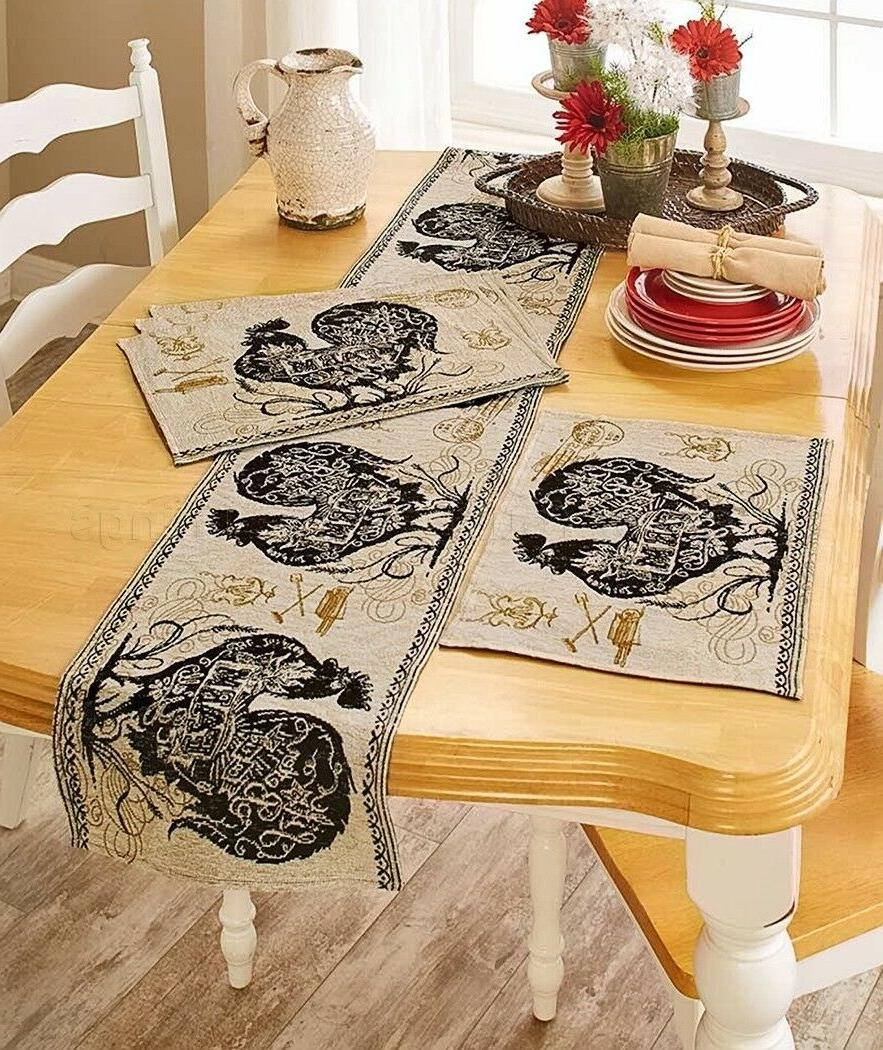 Table Agrarian Country Decor