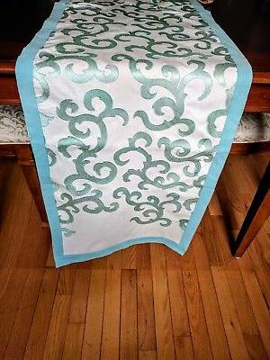 Table Brand New Fine & with border A