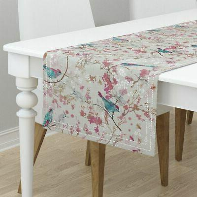 Table Chinoiserie + Bees Botanical Cotton