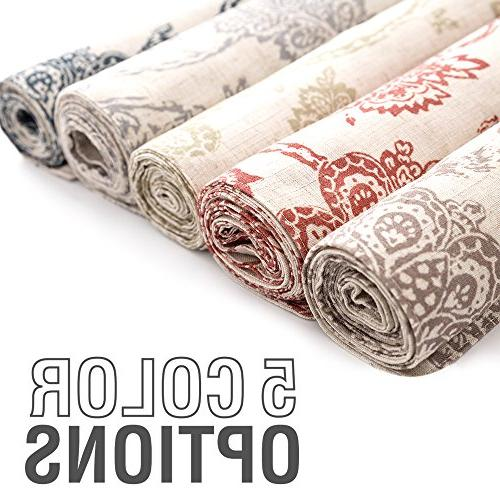Table Linen 13 Scroll Decorative Design Sageâ¦
