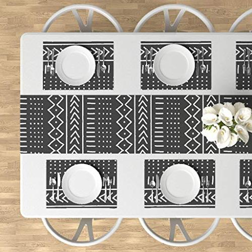 Table African Nook Table Runner 108
