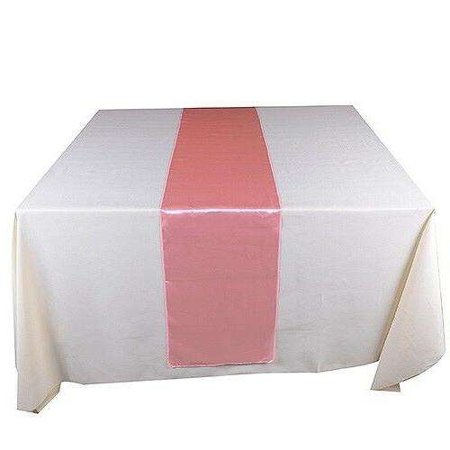 "Table Runner Polyester 13x72"" By Broward Linens"