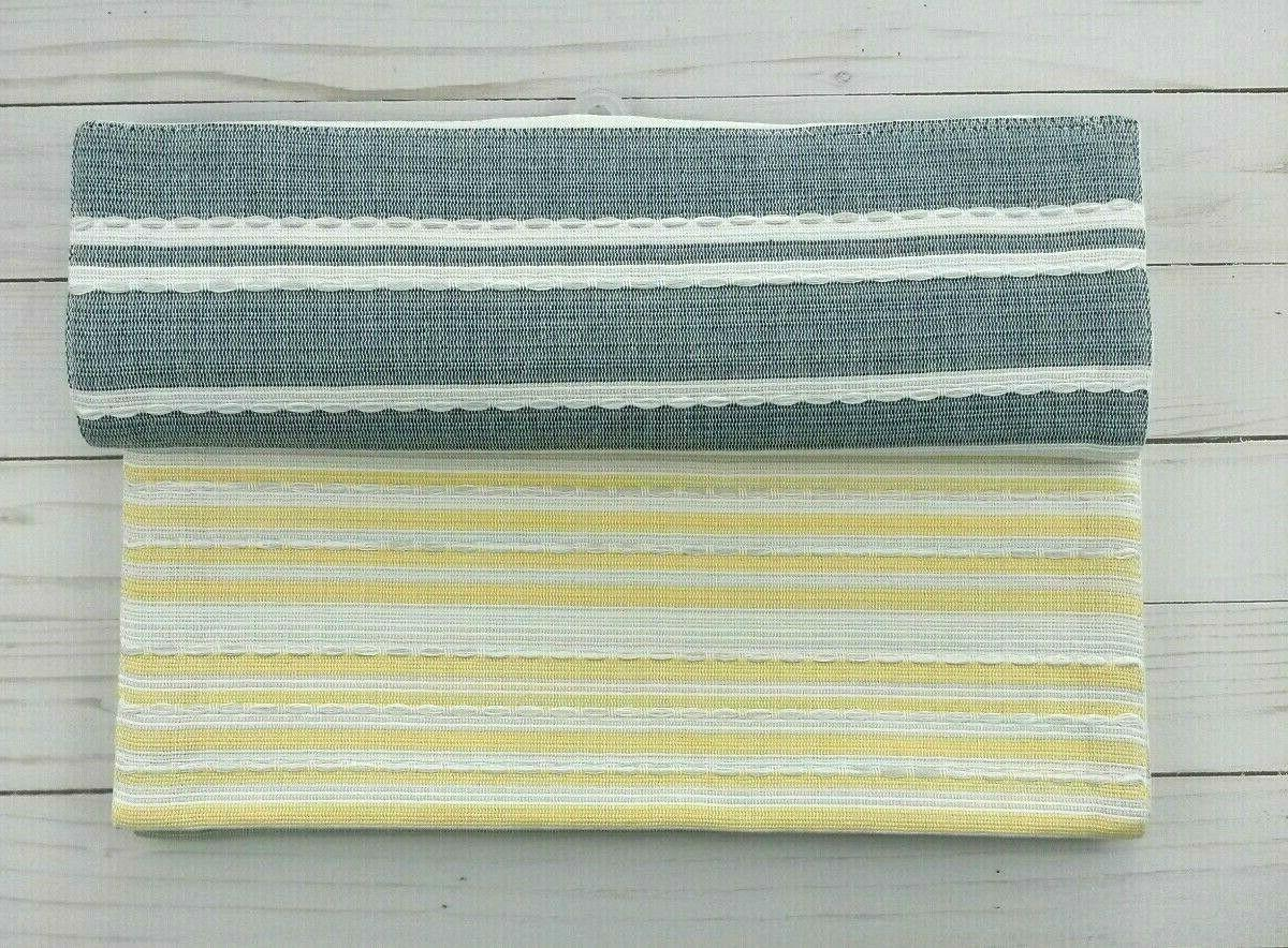 Table Runner Color 14x72 Blue Green