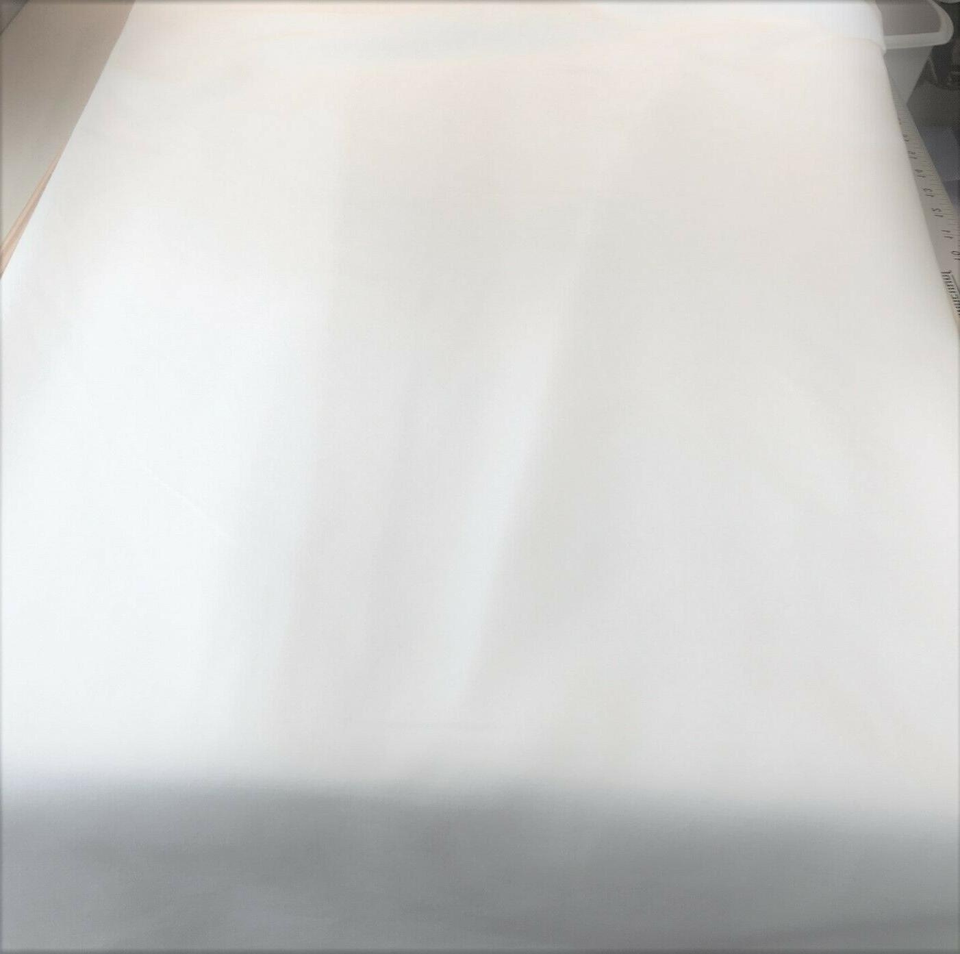 table runner white cotton fabric 24 sizes