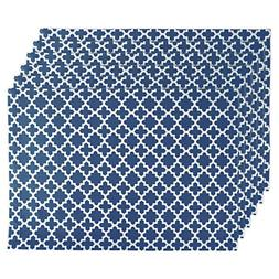 DII Lattice Cotton Placemat For Dinner Parties, Summer & Out