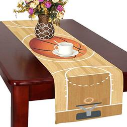 Love Nature Houseables Fitted Custom basketball court Cotton