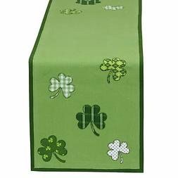 """DII Lucky Day Table Runner, 14x54"""""""