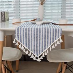 Minimalist Table Runner Decoration Mat Table Cloth Cup Mat C