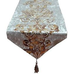 New Hot Stamping Contracted Classic Table Runner  13*82... N