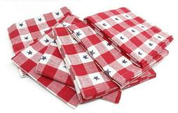 DII Oversized Cotton Napkin for Independence Day, July 4th P