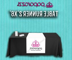 Paparazzi Independent consultant Table runner White 2'x6' Pr