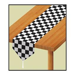 Beistle Party Decoration Accessory Printed Checkered Table R