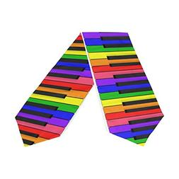 ABLINK Piano Color Keyboard Musical Instrument Rainbow Polye