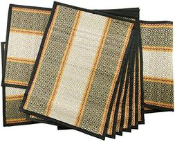 SouvNear Best Selling Set of 6 Placemats & Table Runner - SA
