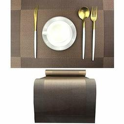 Bright Dream Placemats and Table Runner 11.8x70.8inches Set