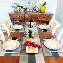 Placemats and Table Runners - Set of 5 Placemats for Dining