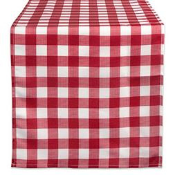 DII 100% Polyester Table Runner, Spilll Proof and Waterproof