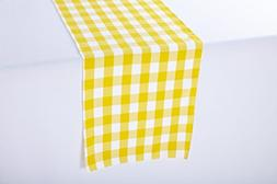 Polyester Wedding Table Runner 14 x 108 Inches