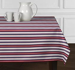 Red, White & Blue Americana Tablecloths Dining Room Kitchen