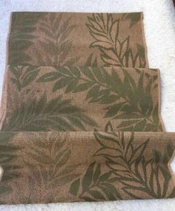 Crate & Barrel Runner Rugs NWT -Set of 2