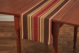 "Table Runner 36"" - Timber Ridge by Park Designs - Kitchen Di"