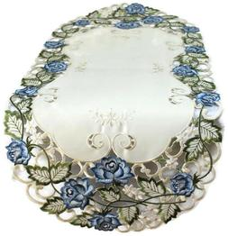 Doily Boutique Table Runner, Doily, Mantel Scarf with Victor