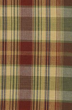 TABLE RUNNER 13X54 IN SAFFRON COUNTRY RED SAGE GREEN GOLDEN