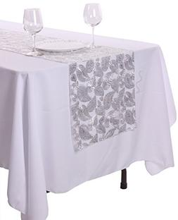 Enimay Table Runners For Wedding Banquet Party Table Decorat