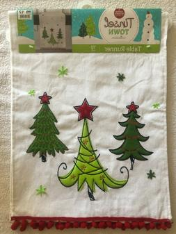 Tinsel Town 72 Inch Table Runner