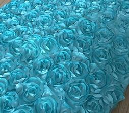 Aimeart Wedding Accessories 3d Rose Aisle Carpet Runner Tabl