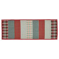 """LO 13"""" X 36""""inch Forest Green Cherry Red White Black Multi C"""